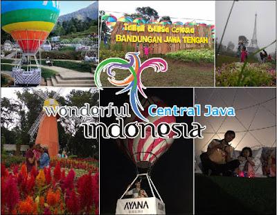 Wisata Terbaru Jawa Tengah dan Lagi Hits 2018