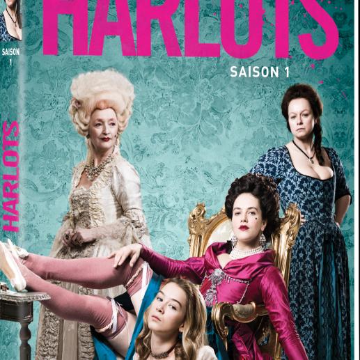 [DVD] Harlots - Saison 1