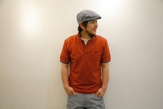 FRED PERRY & LEE HUNTING CAP