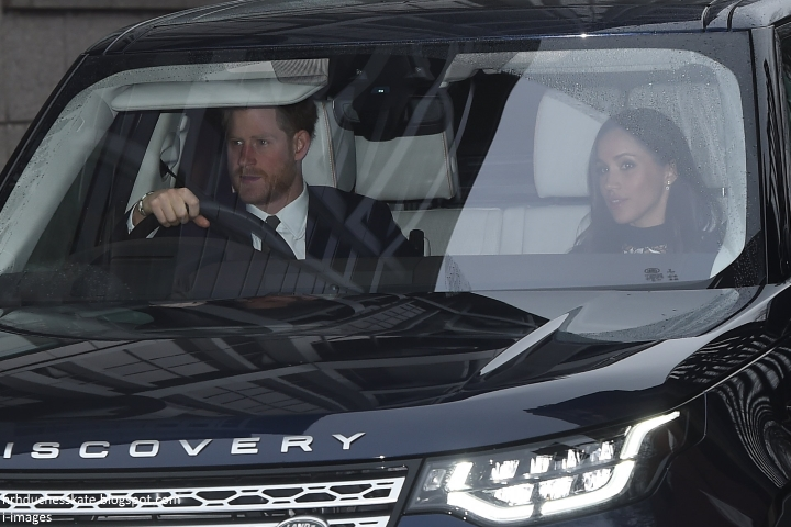 Ahead Of The Luncheon A Royal Source Told Reporter Camilla Tominey Meghan Would Be In Attendance As Shes Already Considered Part Family