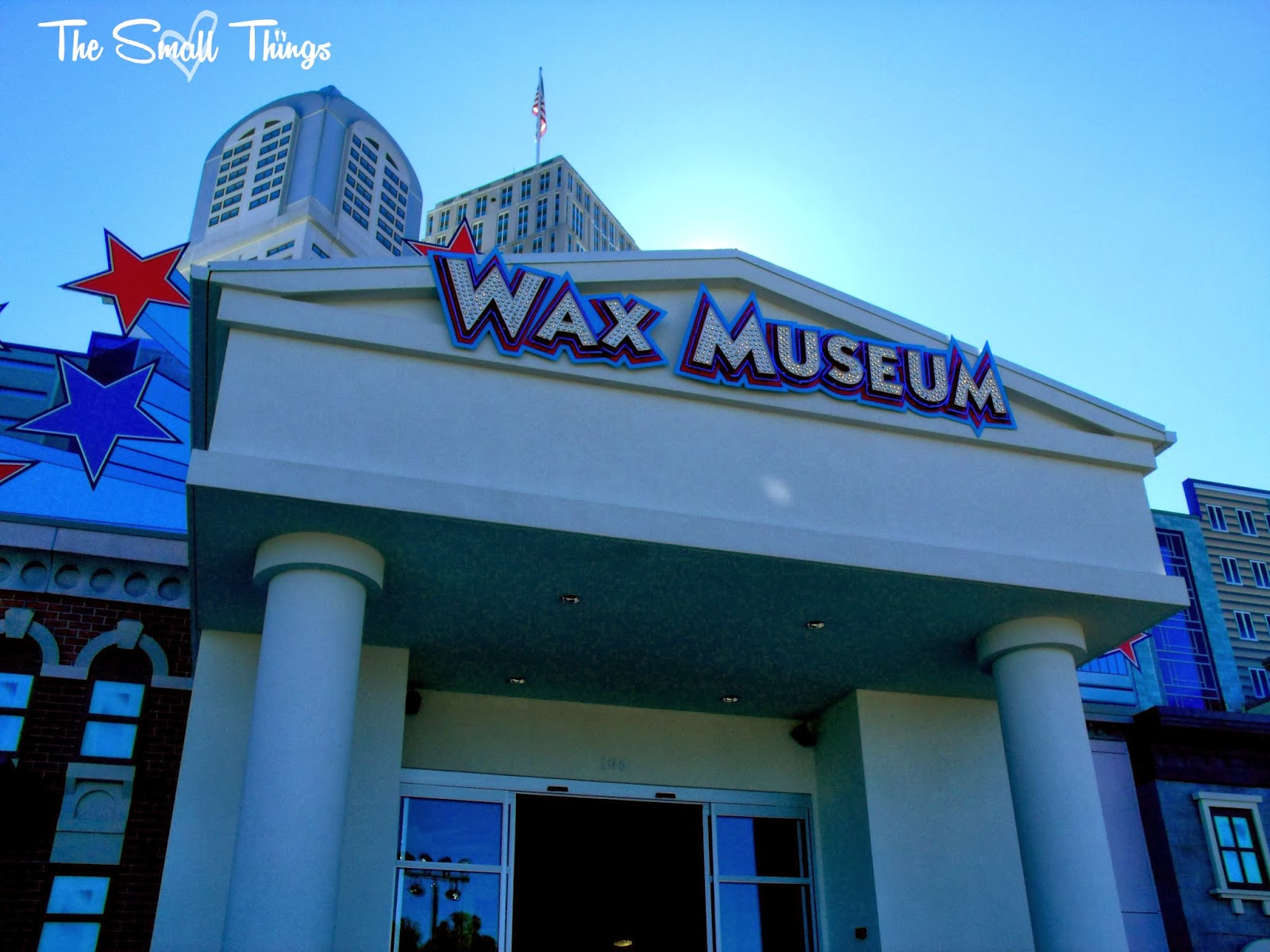Hollywood Wax Museum, Castle Of Chaos & Hannah's Maze Of ...