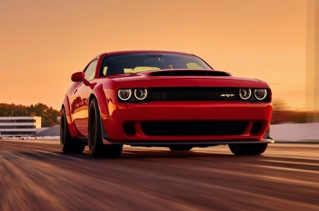 2018 Dodge Challenger SRT Demon Review