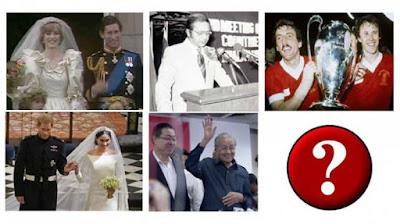 Antara Royal Wedding, Mahathir Mohamad, Sejarah 37 Tahun, dan Final Liga Champions yang Terulang
