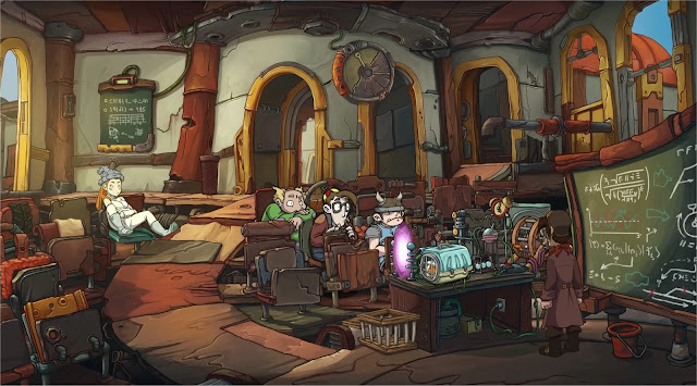 Deponia 4 Rufus