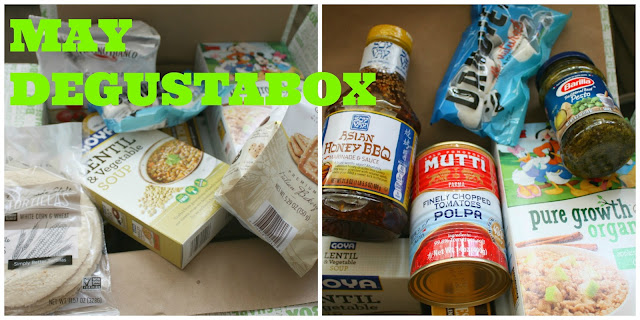May Degustabox Foodie Surprises