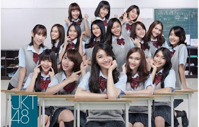 Indahnya Senyum Manismu dst. JKT48