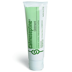 Calmoseptine ointment for g tubes
