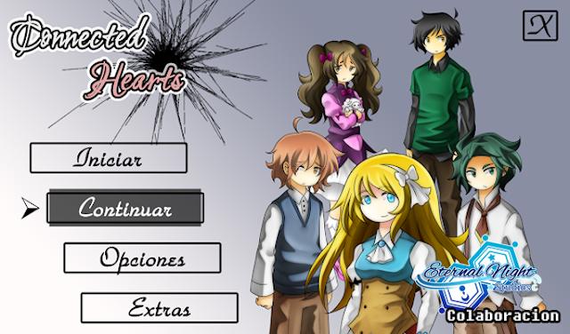 Connected Hearts - Novela Visual [Eternal Night Studios]