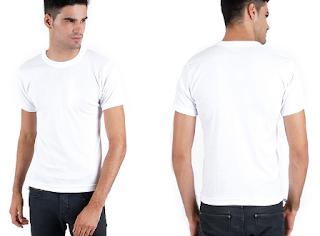 Alasan Pria tak Memakai Kaos Putih