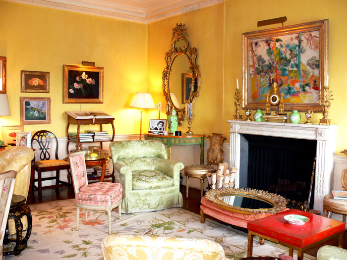 The Green Room Interiors Chattanooga Tn Interior Decorator Designer Old School Betty Sherrill S New York Apartment