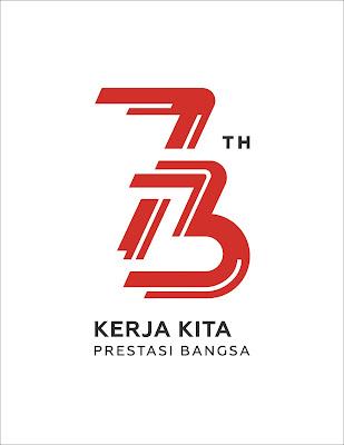 Kumpulan Logo Hut RI ke-73 2018