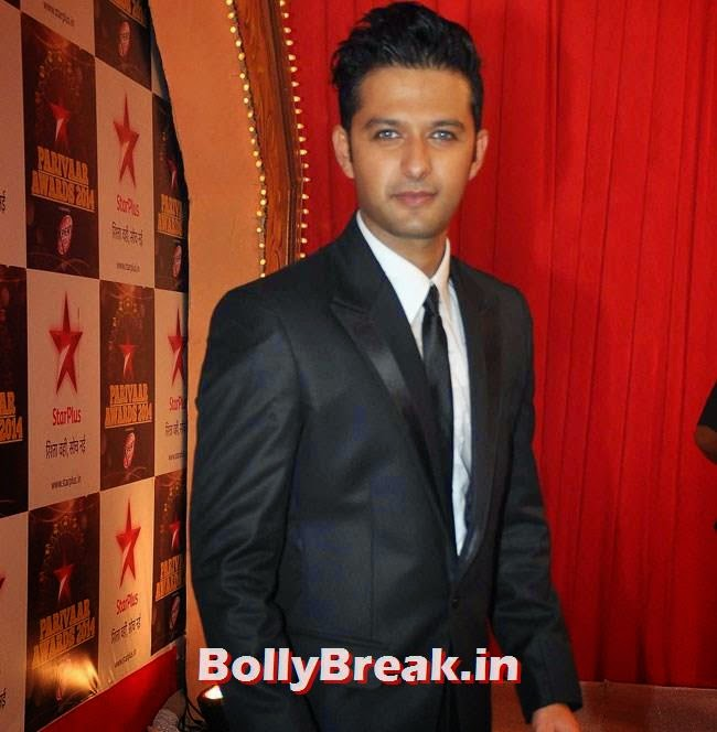 Vikas Kalantri, Star Parivaar Awards 2014 Red Carpet Pics