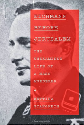 Eichmann Before Jerusalem by Bettina Stangneth – Book cover