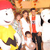 Snoopy Christmas Village at SM Fairview warmly ushers holiday season
