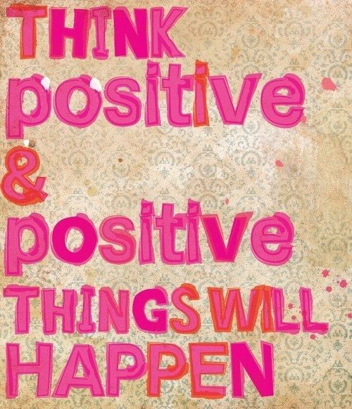 PosiFITly Beautiful: Positive Outlook
