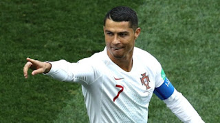 Top 10 Richest Footballers in The World - Cristiano Ronaldo