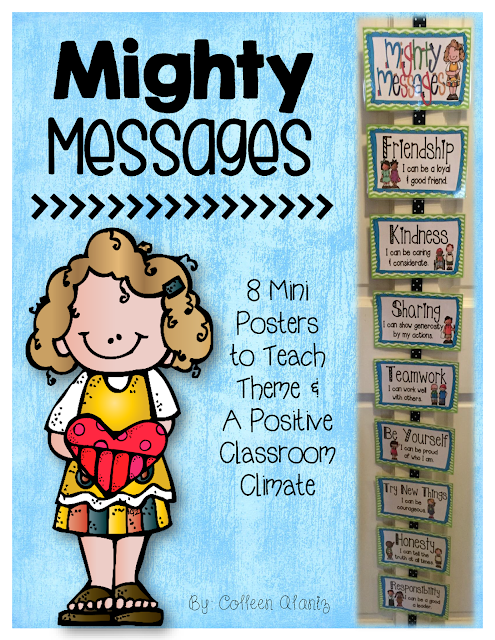 https://www.teacherspayteachers.com/Product/Mighty-Messages-744034