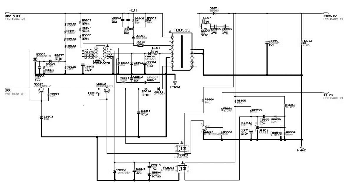 Samsung Led Circuit Diagram Wiring Diagram