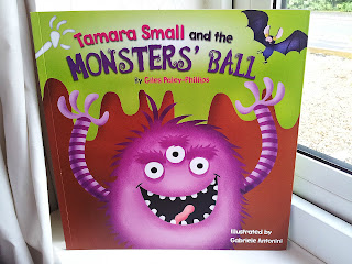 Tamara Small and the Monsters' Ball, Giles Paley-Phillips, Gabriele Antonini