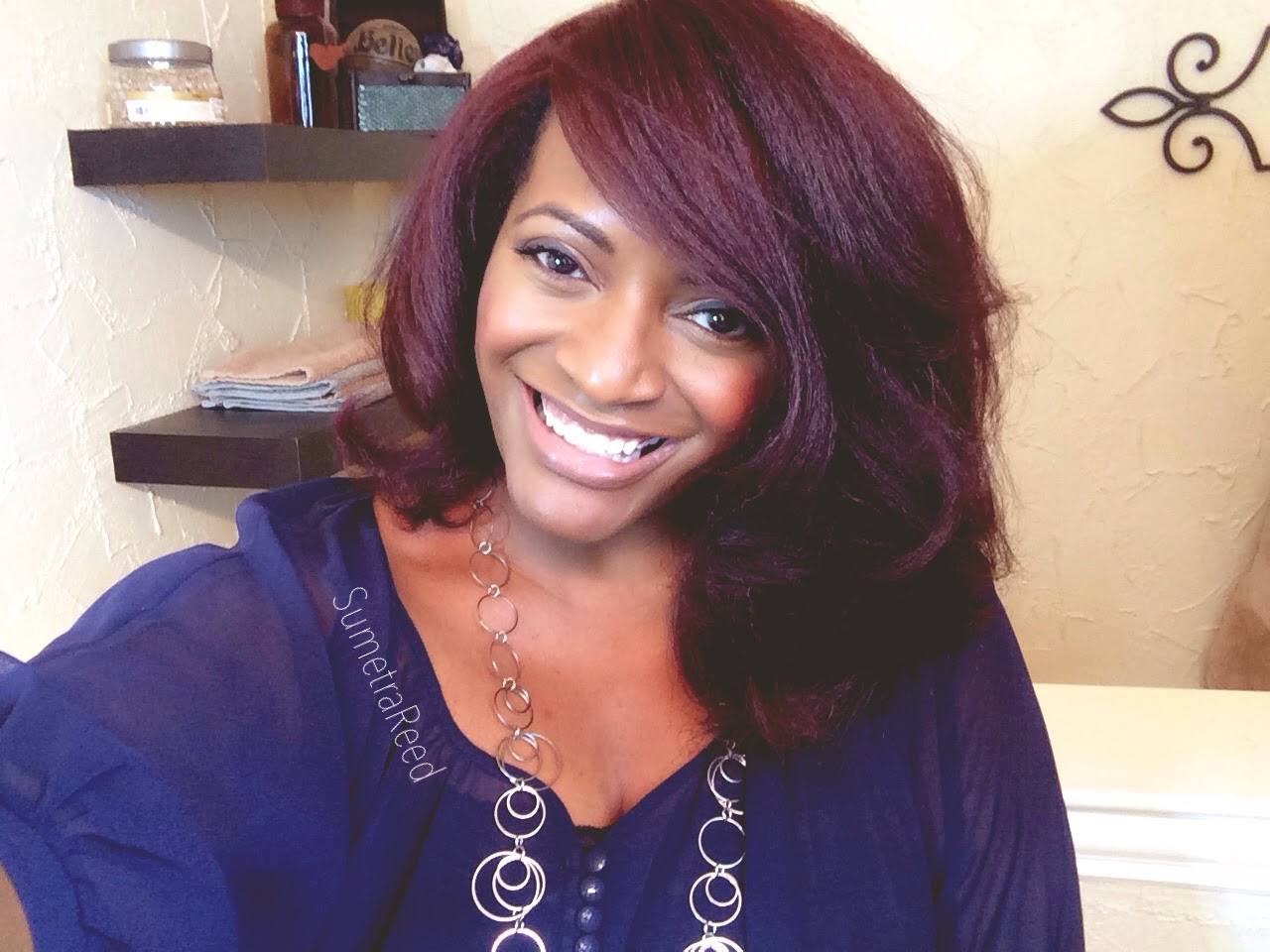 Natural Hair Flat Iron Styles: How To Straighten Natural Hair And Minimize Heat Damage
