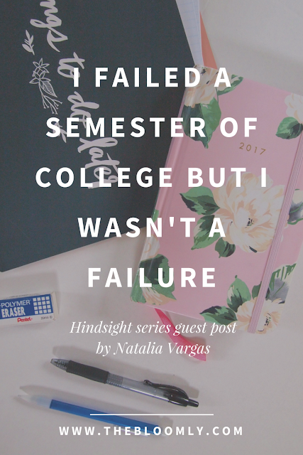 I Failed a Semester of College But I Wasn't a Failure