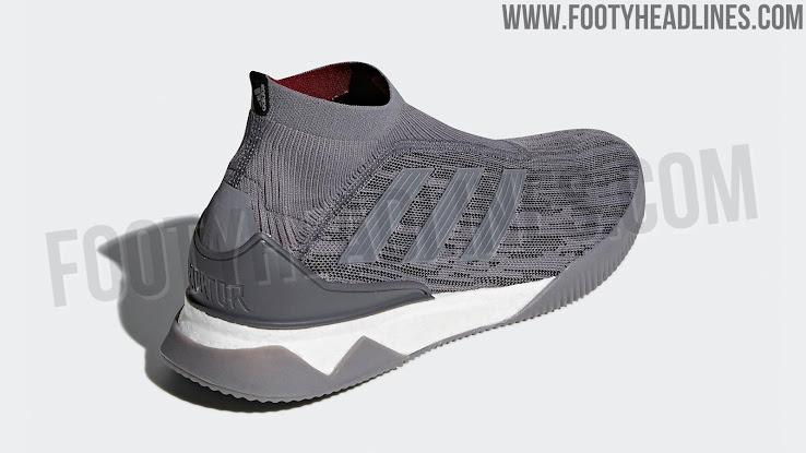 Adidas Paul Pogba Predator 18+ Trainer Leaked - Leaked Soccer Cleats 2c1b9e1c9