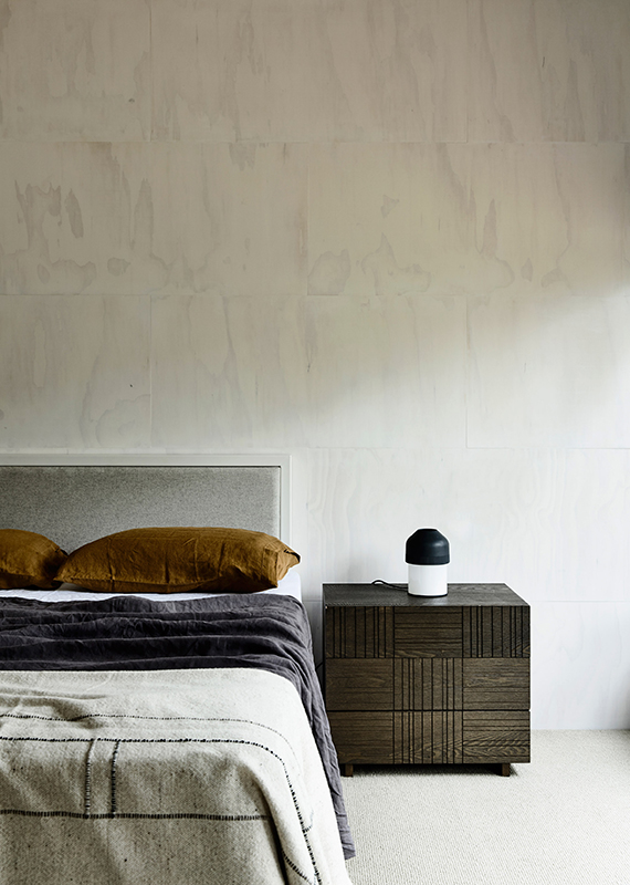 Bedroom design by Wolveridge Architects
