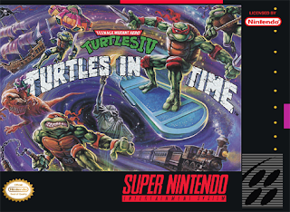 Teenage Mutant Ninja Turtles IV - Turtles in Time [ SNES ]