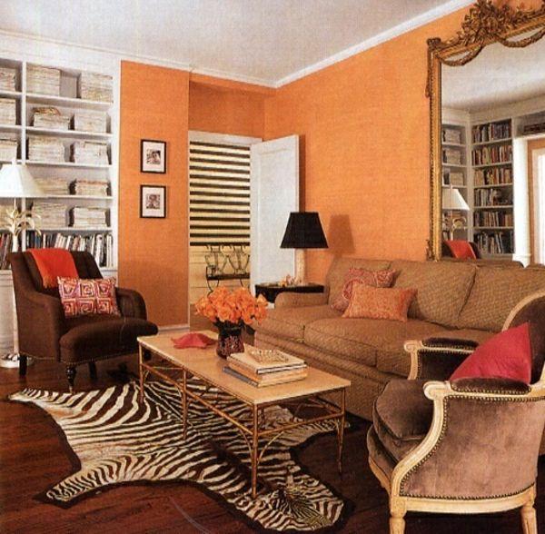 Fotos ideas para decorar casas for Decoracion naranja