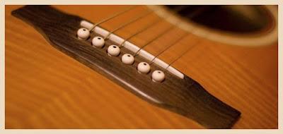 Bagian bagian gitar dan fungsinya