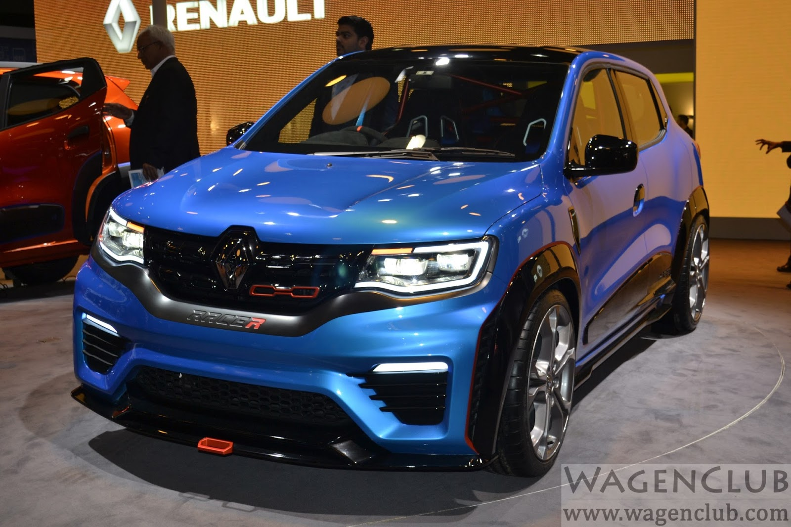 2016 Delhi Auto Expo Top 10 Concept Cars: Renault Kwid Climber & Kwid Racer Concepts