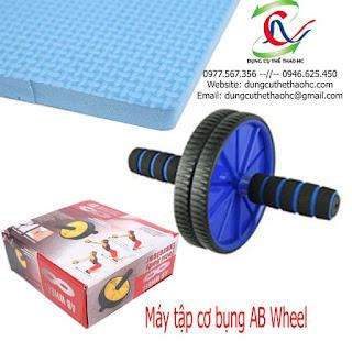 máy tập cơ bụng AB Wheel