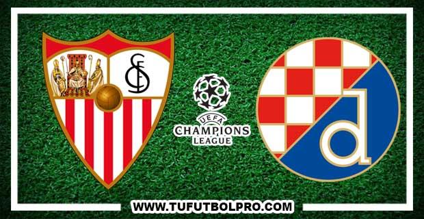 Ver Sevilla vs Dinamo EN VIVO Por Internet Hoy 2 de Noviembre 2016