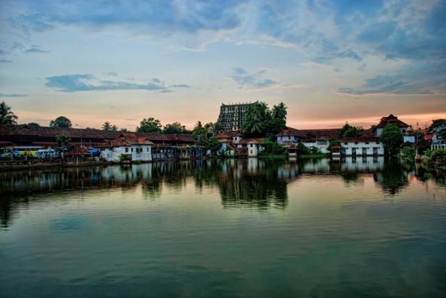 Temples of Kerala - Padmanabha Swamy Temple - Thiruvananthapuram