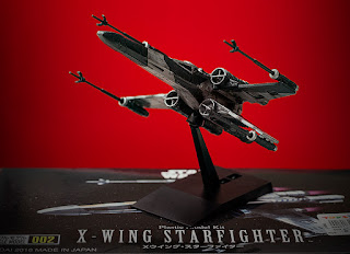 Bandai Starwars Rogue One Partisan X-wing 2