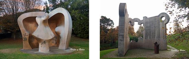 Parque de los pueblos de Europa de Guernica
