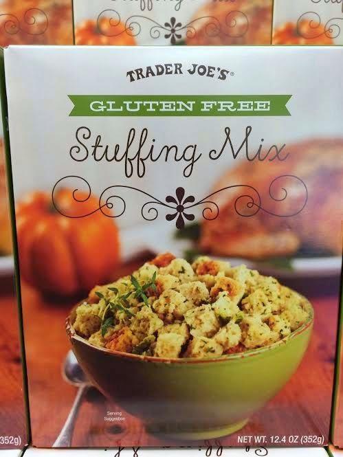 Whole Foods Glutenfree Stuffing Frozen