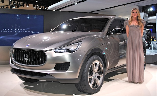 2018 Maserati Levante Powertrain, Release and Redesign