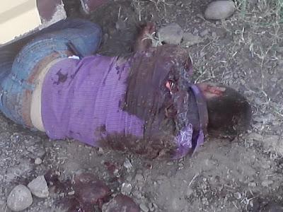 The Cartel War: NEWS FLASH: Pictures of Mutilated Zetas