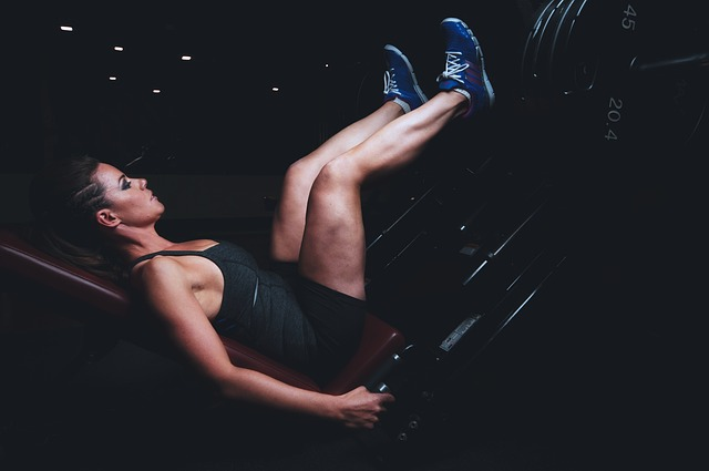 gym workouts for legs