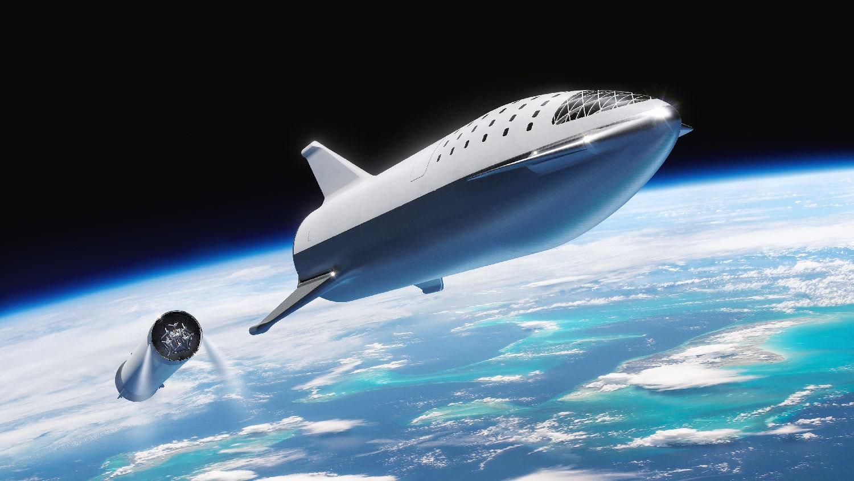 Starship: Inilah Nama Baru Roket Terkuat Milik SpaceX