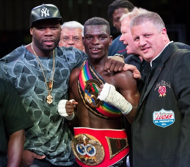 Ghana's Richard Commey lose to American Robert Easter Jr in unanimous decision