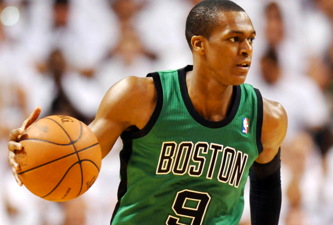 NBA Best Player Rajon Rondo Photo