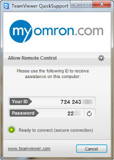 Omron Remote Assistance