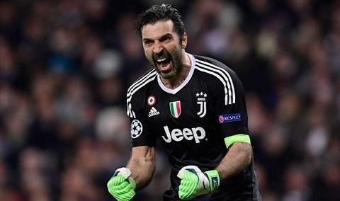 Gianluigi Buffon là thủ thành đắt giá nhất trong lịch sử chuyển nhượng