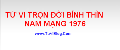 Xem TU Vi Binh Thin 1976