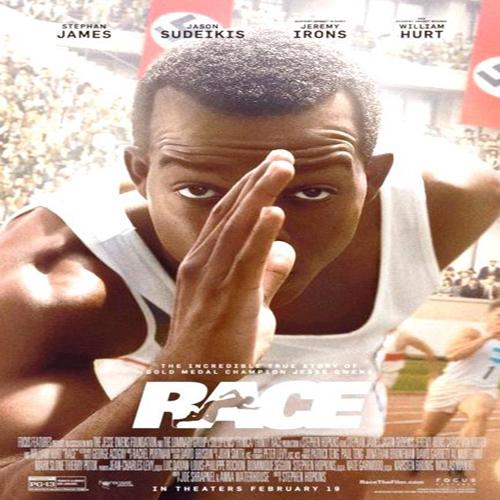 Race Poster Film