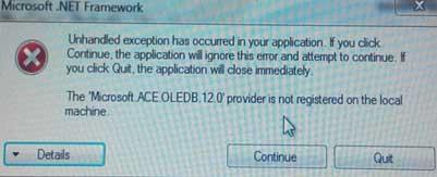Microsoft.ACE0LEDB.12.0