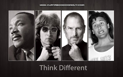 Pense diferente