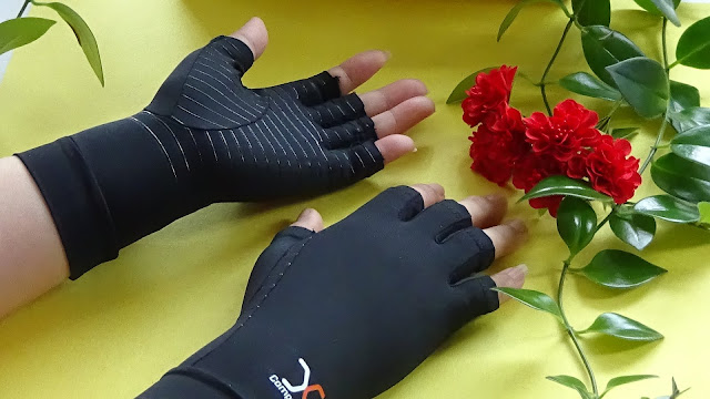 Copper Compression Comfort Gloves Review